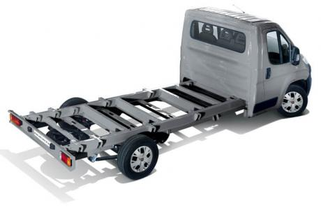 chassis Fiat ducato